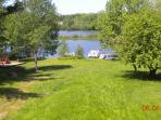 The WI River Cabin: ON THE RIVER-FLEX SCHEDULING!