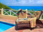 Private pool in your own luxury villa courtyard !