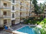 Samantha's one bedroom apartment in Calangute, Goa