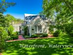PETEV - Waterfront Private Family Oriented Community, Gorgeous Water Views, Private Association Tennis Courts, AC, Wi-fi, Bike Paths Nearby