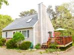 LUSTH - Renovated Saltbox, Room A/C, WiFi, HDTV, Miles of Bike Touring Trails Beginning at End of Street