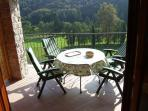 'Golf Residence le Brede'  immersed in the middle of golf Bogliaco,  western lake Garda
