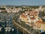ONE BEDROOM APARTMENT WITH BALCONY IN FRONT OF THE VILAMOURA MARINA AND NEAR THE BEACH - REF. MPL111036