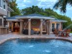 7 bedroom/ 7 bath Waterfront Mansion  private pool