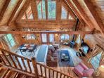 Marsh Hollow: Shadyside Cabin in the Hocking Hills