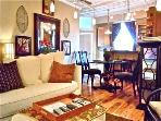 Upscale 5 Star Downtown Asheville Loft 2BD/2BA