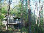 4th night FREE! Helton Falls Lodge-Owls Nest-Vogel