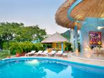 ACA - AQUAMARINE5 - Grandeur, harmony, and total relaxation sway the days in this tropical sanctuary