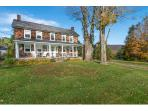 Classic 1790 Vermont Farm House with Mountain Views and 7 Bedrooms