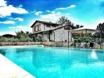 Restored Rustic House with Pool in Capannori