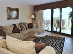 Luxurious 2nd flr condo overlooking the Gulf of Mexico! Free Shuttle!