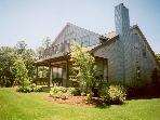 JACKR - Summer Vacation in Comfort, Lovely Private Yard,  Porch and Deck Areas, Central AC