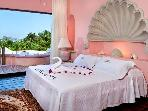 Spacious Bedroom Suites with King Size Beds