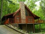 Shadow Wood  2BR/2BA Cabin minutes to Pigeon Forge