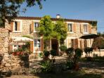 Romantic villa, South of France with Pool, 5 rooms
