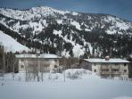 Teton Village 2 Bedroom/3 Bathroom Condo (2.5bd/2.5ba Whiteridge B 3)