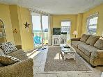 St. Regis 1201 Oceanfront! |  Indoor Pool, Outdoor Pool, Hot Tub, Tennis Courts, Playground