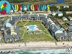 Surf Condo 436 Oceanview! | Community Pool, Internet