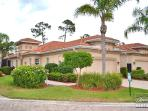 Luxurious pool home on the golf course in Lely Resort. 90 day minimum