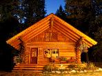 Log Cabin Retreat - a handcrafted Work of Love