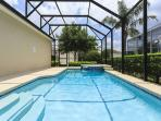 Reunion Villa- 5 Bed Reunion Home with Large Screened Pool and Spa