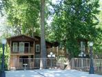 GUADALUPE RIVER LODGE NEW BRAUNFELS HILL COUNTRY