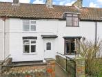 THE COTTAGE stone-built property, with woodburner, hot tub, character features, enclosed garden, in Kilham, Ref 21825