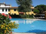 Attractive apartment for 5 persons, with swimming pool , near the beach in Jesolo Lido - Venice