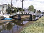 Beautiful Venice Canals - 1/2 block away from  my property.