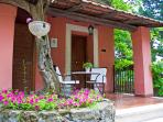 Charming and Romantic Cottage hill nearby Rome