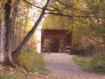 Campbell Creek biking and jogging trail 400 yards from condo