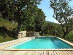 Glorious Villa Beatrice offers a fireplace, swimming pool and alfresco dining