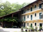 Cascina Cesarina farm dinner B&B  Lake Maggiore