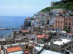 Attractive apartment for 5 persons near the beach in Atrani