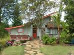 Sweet 2BR Ocean View Home Above Rainforest Canopy