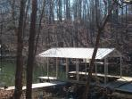 Lake Lanier cabin on 7.4 acres