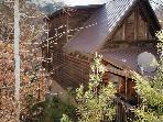 Romantic 1 Bedroom Cabin Close to the Pigeon Forge Parkway and Downtown