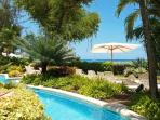 Villas on the Beach #103 at St. James, Barbados - Beachfront, Communal Pool, Easy Walking Distance To Shopping, Bars And Bistros