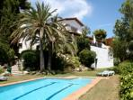 Very luxury Villa in Sitges with amazing sea view