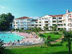 Apartment for 4 persons, with swimming pool , in Sables d'Olonne