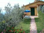 Apartment for 5 persons, with swimming pool , in Pistoia