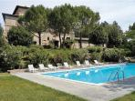 Attractive apartment for 5 persons, with swimming pool , in Lake Trasimeno