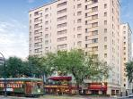 New Orleans Vacation Rental - 1br Avenue Plaza
