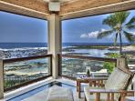 Ocean Front 3 bedroom, 2.5 bath Home in Kona Bay Estates, Vista Oceania-PHKBEOce