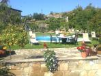 Three bedroom villa with private pool and garden