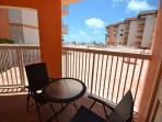 Beach Cottage 2101 - Walk right out to the pool, spa, BBQ & Beach from condo!