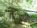 Luxury Cabin/Forest/Creek/Hot Tub/FP/Kid Friendly!