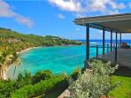 Jamdown Upper Ocean Deck for 2 - Bequia