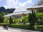 3-Bedroom, Mountain-View Villa in Ao Nang, Krabi