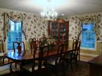 Formal Dining Room For 10